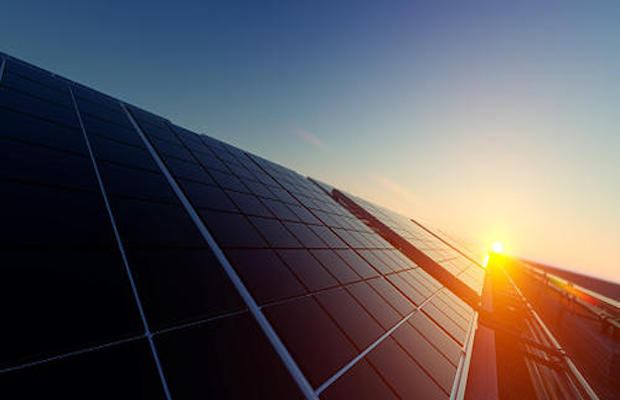 Harnessing Energy Solar Panels