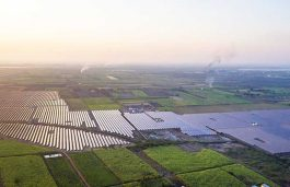 AMP Energy India Begins Construction on UP's 120MW Open Access Solar Project
