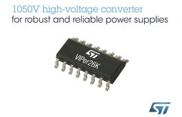 STMicroelectronics Launches new VIPer Converter