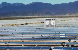 Sungrow Supplies Central Inverters for Argentina's Largest Solar Plant