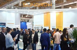 Sungrow Puts Flagship PV Inverter Solutions on Show at Intersolar South America 2019
