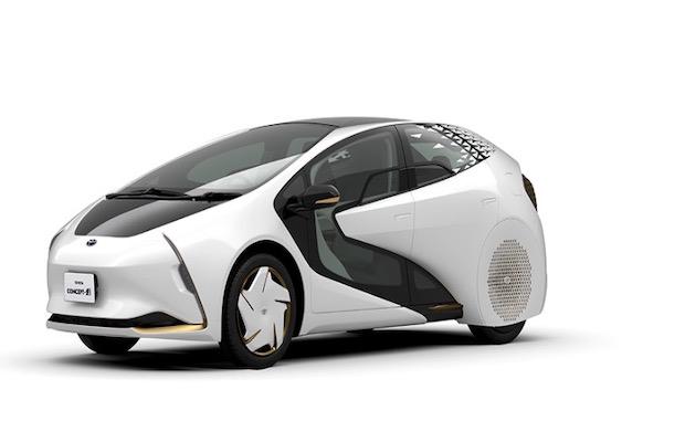 Toyota Electrified Vehicles