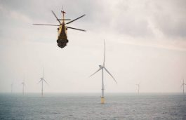 Vattenfall Commissions its Largest Offshore Wind Farm