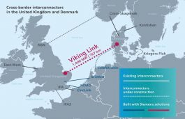 Siemens to Develop Transmission Link Between Great Britain & Denmark
