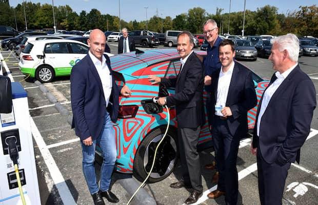VW EV Charging