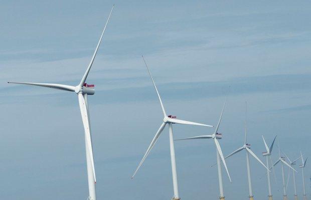 RES Algonquin 480 MW Wind Texas