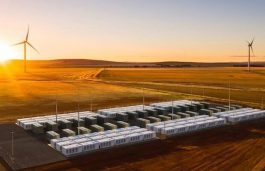 RES Secures Permit for Wind Plus Storage Project in Australia