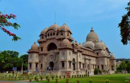 Belur Math Goes Solar with Vikram Solar