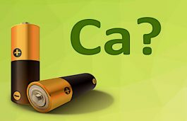 Calcium Instead of Lithium Can Make Better RE Batteries