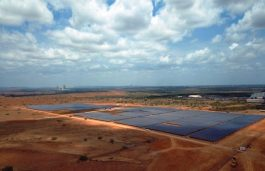 Bharathi CementGoes Solar With10 MW Facility in Andhra