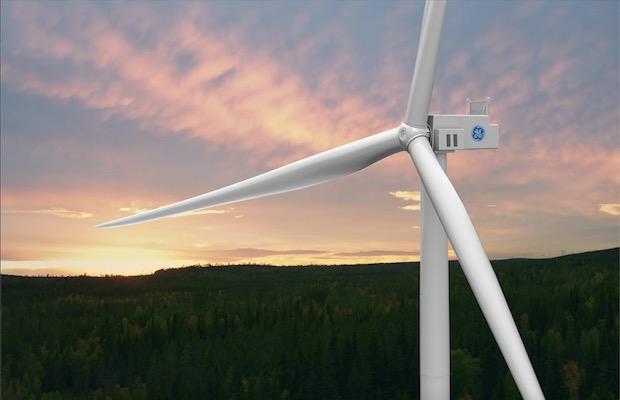 GE Cypress 175 MW Wind Sweden