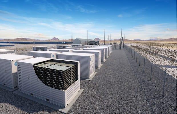 GCL Powin Energy Storage