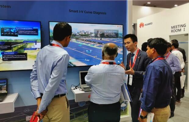 Huawei 860 MW FusionSolar