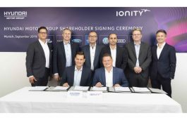 Hyundai Invests in IONITY to Democratise High-Power EV Charging Network