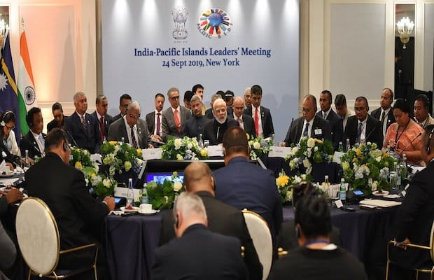 Modi Pacific Island Nations