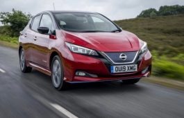 Nissan Partners With EDF to Accelerate EV Adoption Across Europe