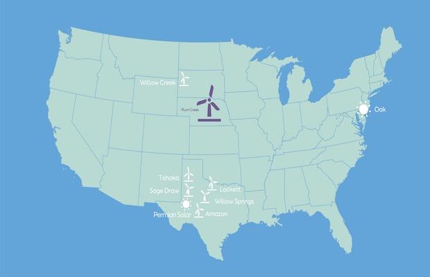 Ørsted 230 MW Wind Nebraska