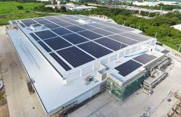 PROINSO, SOLAREN Win Asian Power Award for 2.16 MWp Commercial Solar Rooftop Project