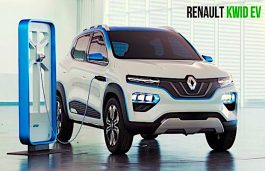 Renault to Launch Budget-Friendly Kwid Electric in India