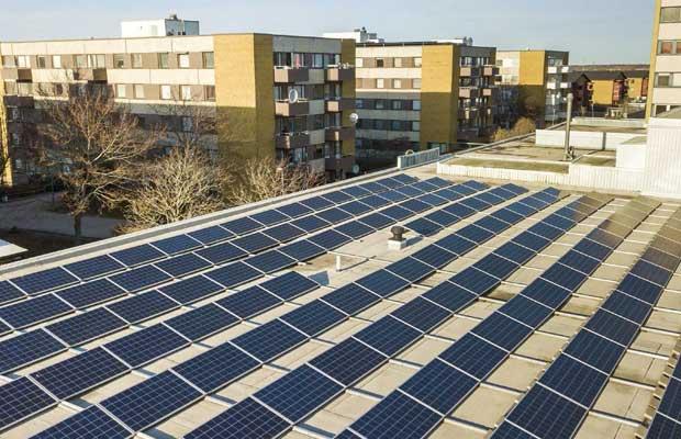 NTPC Rooftop Solar 130 kW