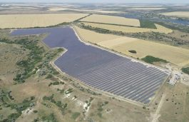 Scatec Solar Begins Commercial Operation of its 47 MW Plant in Ukraine