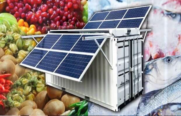 ANERT Solar Cold Storage