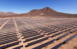 Solar Frontier Completes Financing for 210 MW California Solar Project