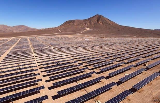 Lightsource BP Solar Spain