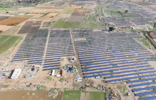 NTPC 90 MW Anta Solar