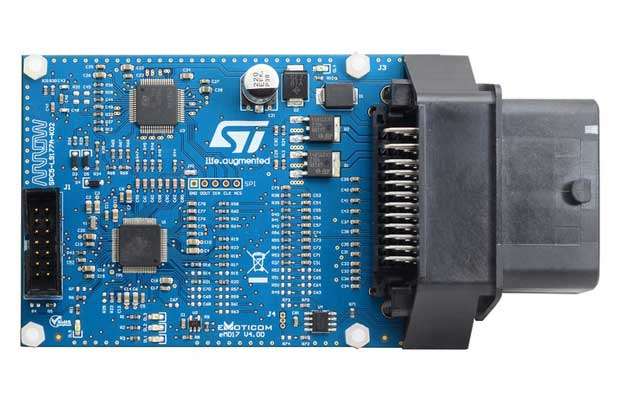 STMicroelectronics Teams with Arrow Electronics to Provide Electronic Fuel-Injection Reference Design Compliant with New Emission Regulation for Small Engines