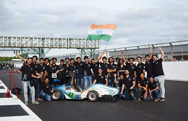 Tata Motors has collaborated with IIT Bombay Racing Team