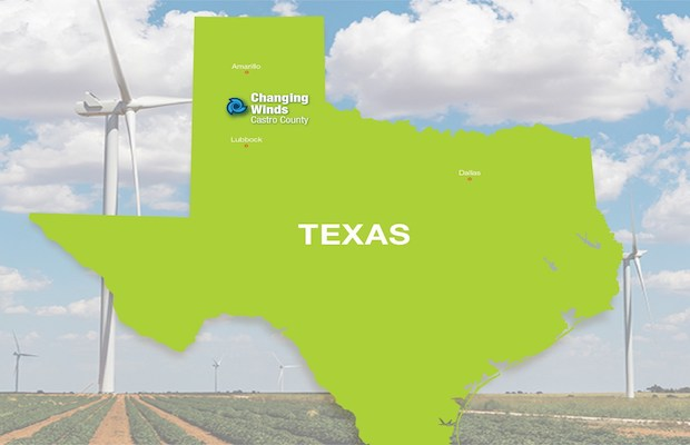 Invenergy Wind Texas