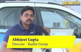 Watch: Interview with Abhijeet Gupta, Director, Radite Group