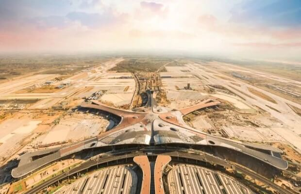 Huawei Solar Largest Airport