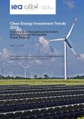 CEEW and IEA Report on Clean Energy Investment Trends 2019