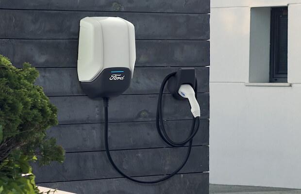 Ford EV Charging