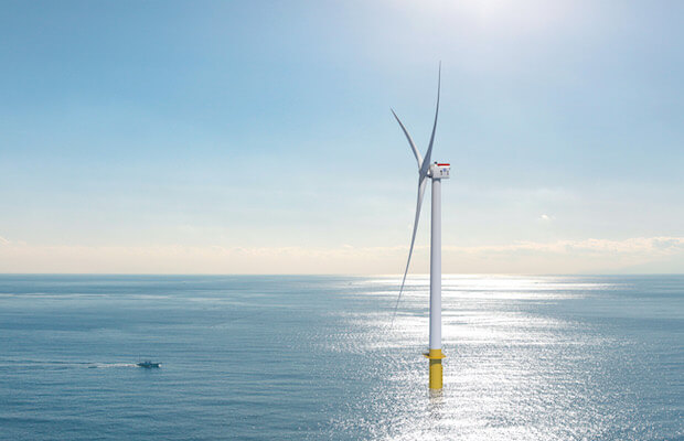 GE Dogger Bank Offshore Wind
