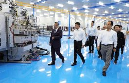 Hanergy Commences HanTile Production Line in China; World's First