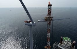 Final Turbine Installed at Ørsted's Largest Offshore Wind Farm