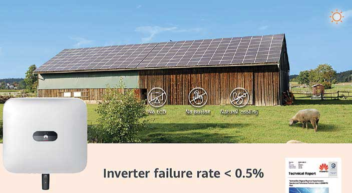 Huawei Smart Inverters
