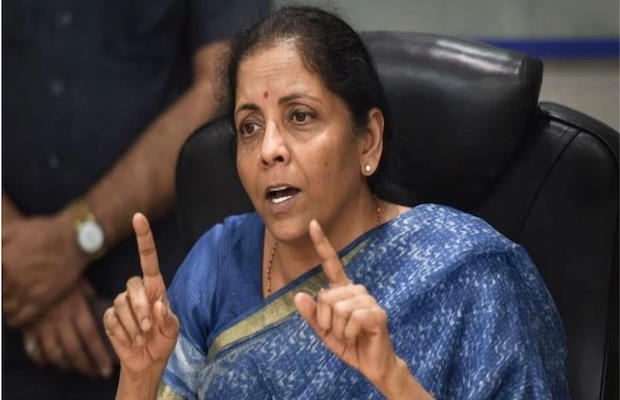 India's Climate Change Sitharaman