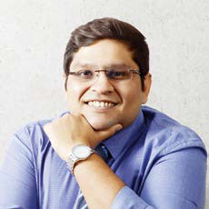 Samarth Dakshini, Director, Raydean Industries