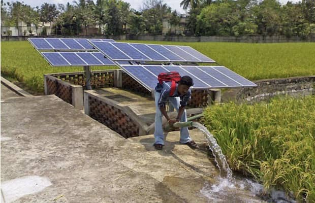 Haryana Solar Pumps