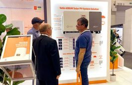 Solis Unveils Hybrid Storage Soln, 5G Commercial Inverters at All-Energy Australia