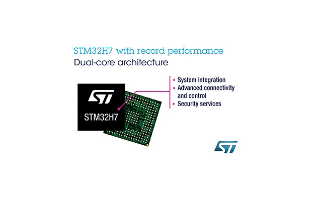 STMicroelectronics STM32H7 Microcontrollers