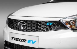 Tata Launches Tigor EV With Extended Range of 213 KM
