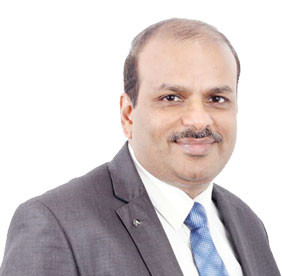 Ved Mani Tiwari, CEO - Global Infrastructure, Sterlite Power