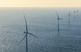 MHI Vestas Selected for Scotland's 1.1 GW Offshore Wind Farm
