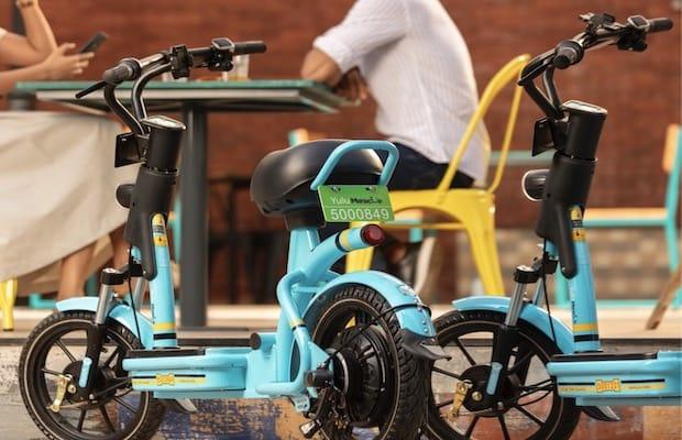IIT Patna Electric Cycles