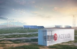 Azelio Signs MoU With Atria Power for 65 MW Storage in India